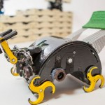 Termite-inspired robots build structures without central command